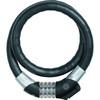 ABUS Steel-O-Flex Raydo Pro 1460/85 Bike Lock TexKF black